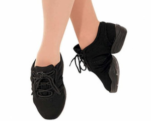 Sneakers de baile
