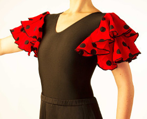 Ropa y complementos de flamenco